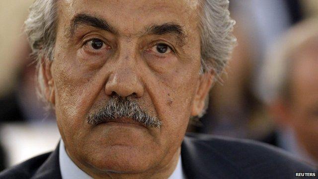 Fayssal al-Hamwi, Syrian ambassador to the United Nations