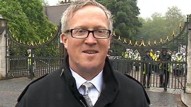 Adrian Evans, Pageant Master