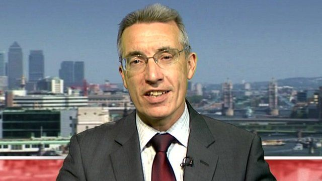 Society of Motor Manufacturers and Traders chief executive Paul Everitt