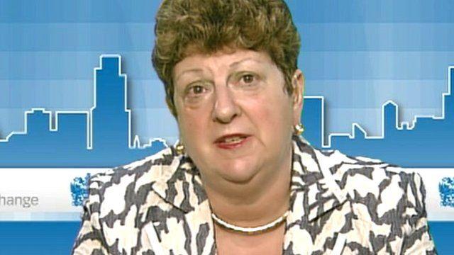 Elissa Bayer, Investment director at Williams de Broë