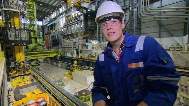 Joe investigates nuclear power