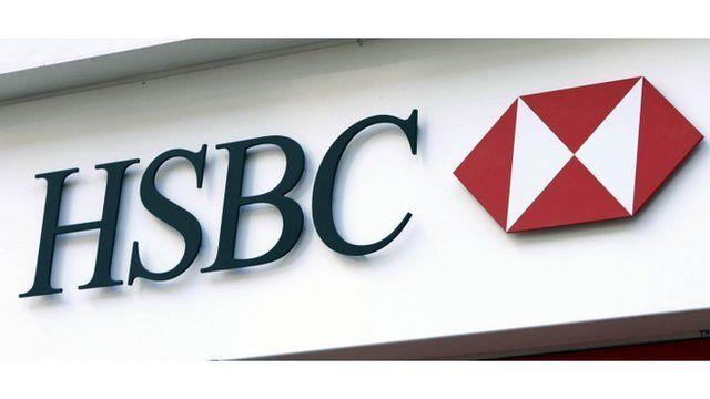 Arwydd HSBC