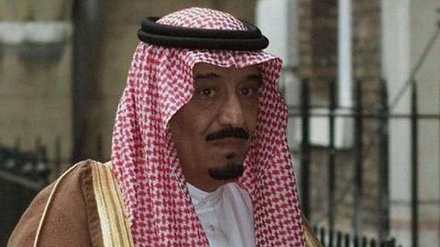Prince Salman bin Abdul Aziz al-Saud