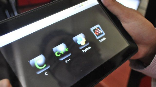 Aakash 2 tablet computer