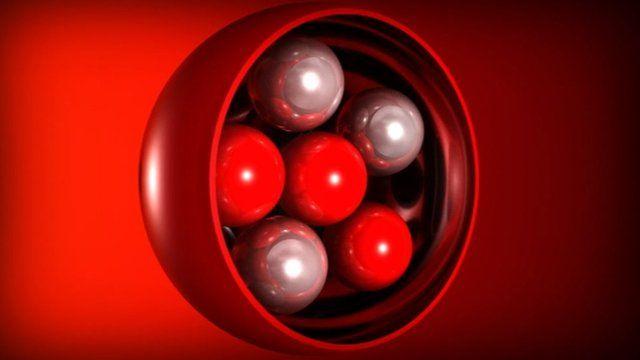 Higgs boson graphic