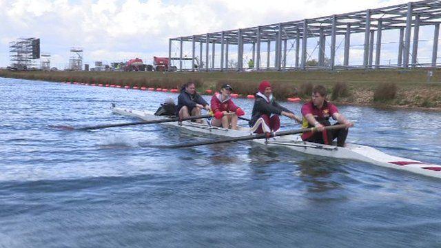 Rowing at Eton