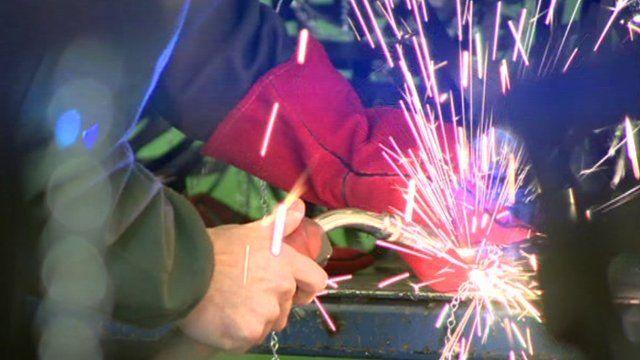 Prisoner welding