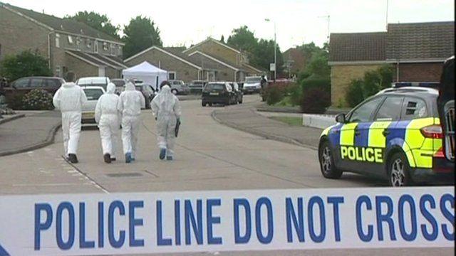 Police in Clacton