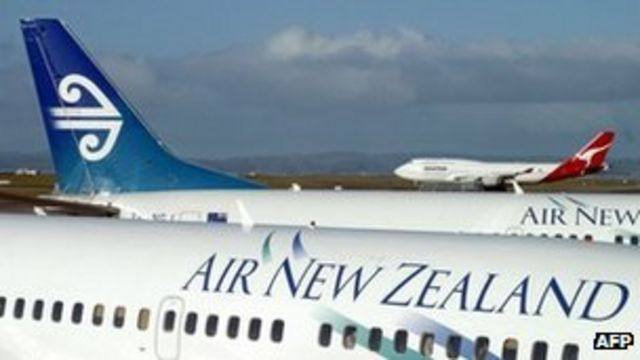 Air New Zealand airline