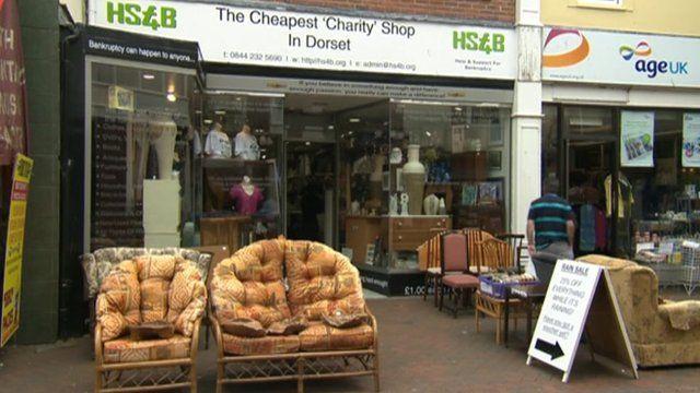 HS4B shop in Weymouth