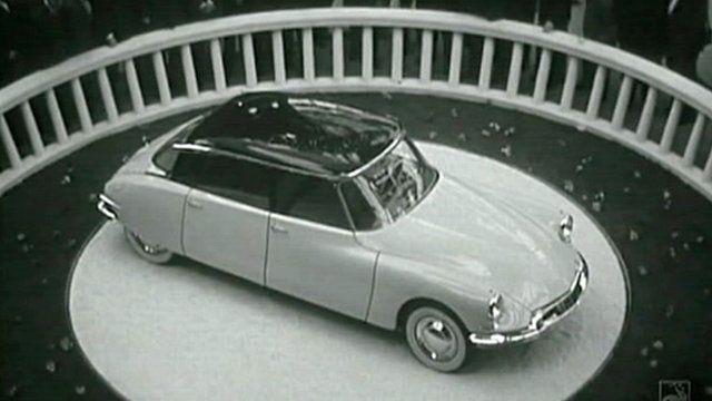 1956 Citroen DS