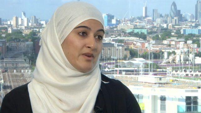 Rimla Akhtar, Muslim Women's Sport Foundation