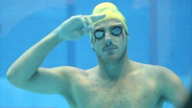 Paralympian Matthew Cowdrey