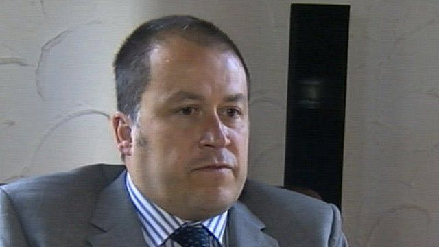 Cleveland Deputy chief constable Derek Bonnard