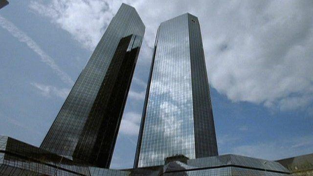 Deutsche Bank buildings