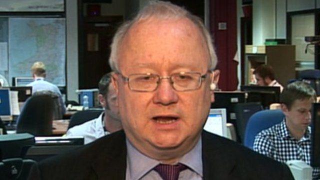 Welsh Education Minister Leighton Andrews