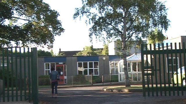 Samuel Lucas School, Hitchin