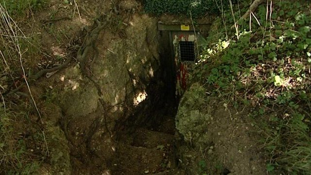 Coleshill World War II bunker tells story of Auxiliers