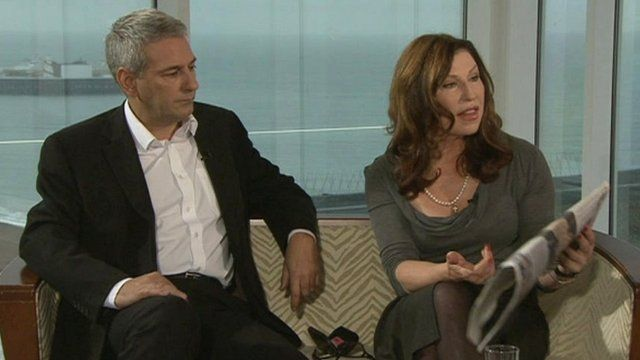 Kevin Maguire, Amanda Platell on The Andrew Marr Show
