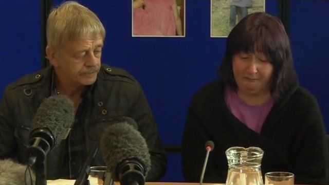 Dai Smith (left) and Coral Jones (right)