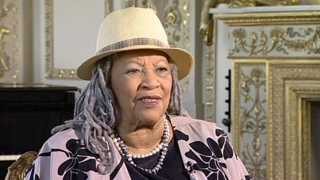 Nobel Prize-winning novelist Toni Morrison shares her insights on race in contemporary American society