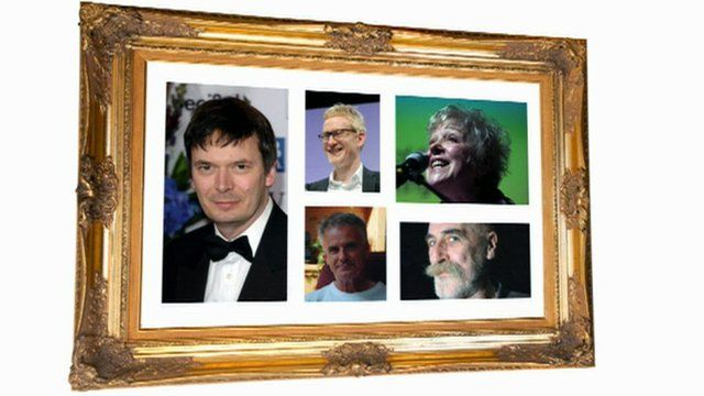 Ian Rankin and other artists