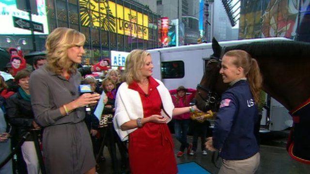 Ann Romney on Good Morning America