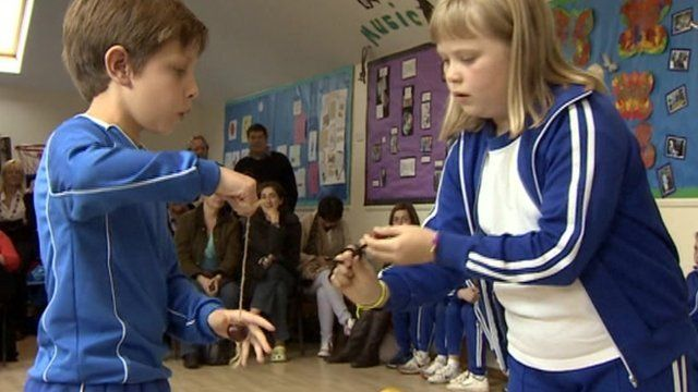 Conkers at Cleve House School, Bristol