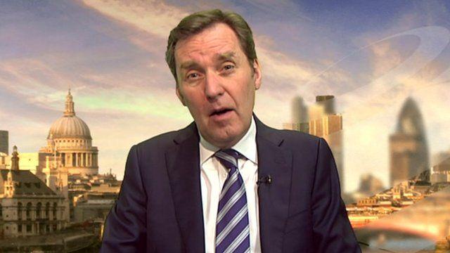 Alan Milburn, the government's adviser on social mobility.