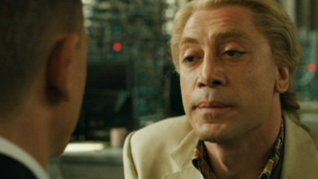 Javier bardem james bond