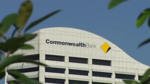 Commonwealth Bank office in Sydney