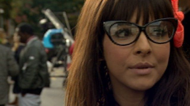 Former Emmerdale and Waterloo Road actress Roxanne Pallett stars in the film