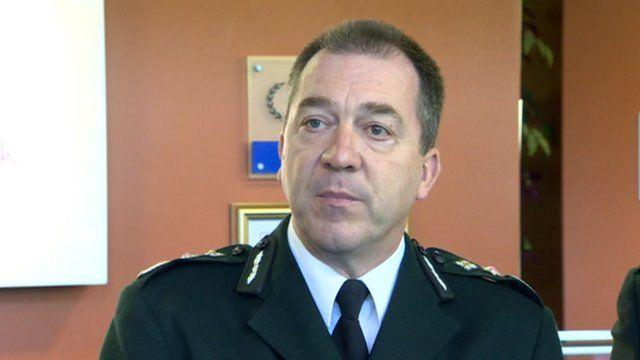 Matt Baggott, Northern Ireland Chief Constable