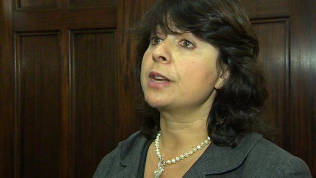 Lawyer Liz Dux