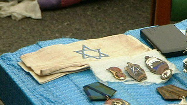 Nazi memorabilia in Austrian market