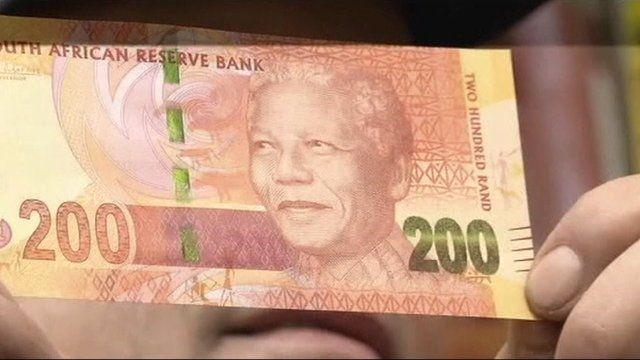 Mandela bank note