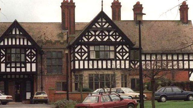 Bryn Estyn care home in North Wales in 1992