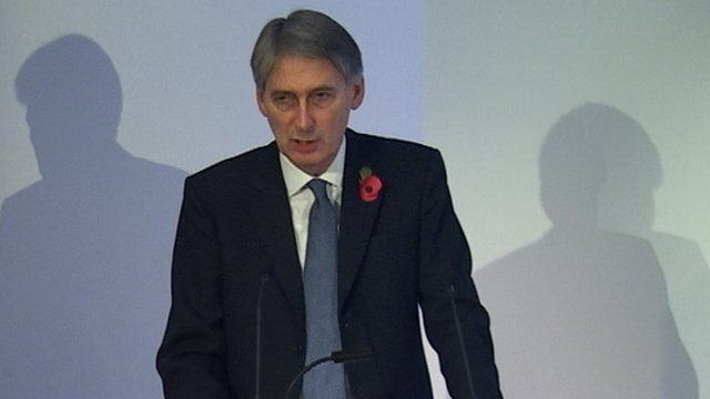Defence Secretary, Phillip Hammond