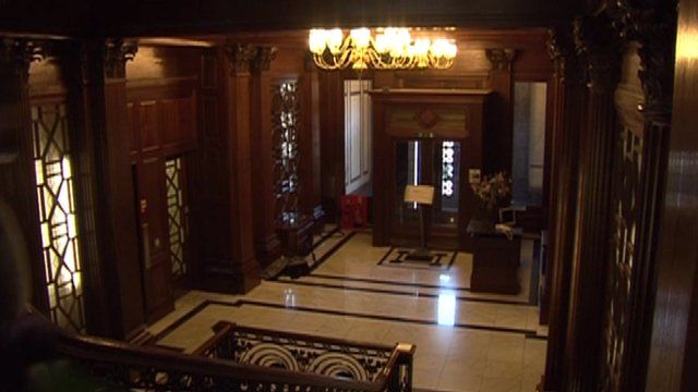 Inside the Cabinet Office