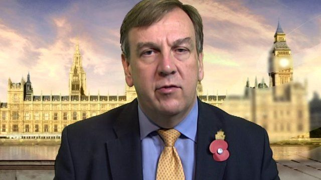 John Whittingdale, chairman, Commons Culture, Media and Sport Committee