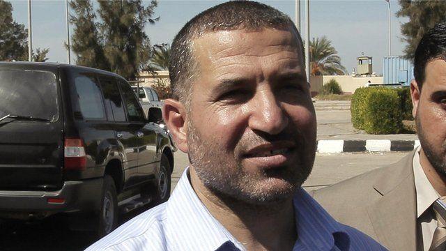 Ahmed Said Khalil al-Jabari
