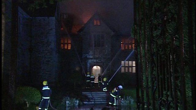 Sydenham House fire