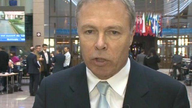 The BBC's Gavin Hewitt