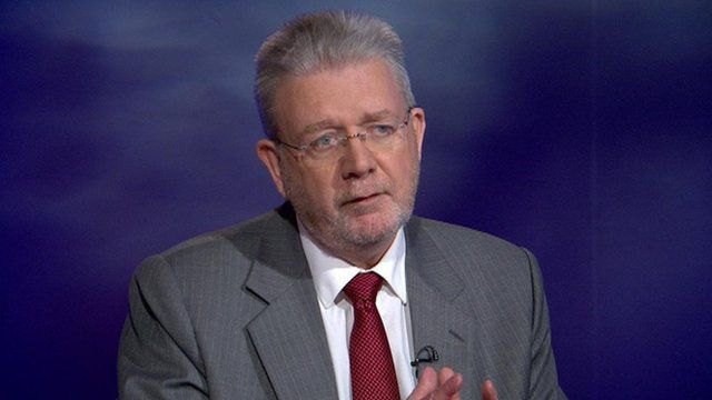 Education Secretary Mike Russell