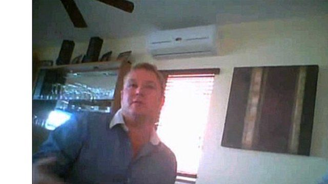 Jesse Hester secret filmed