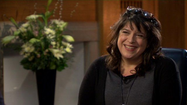 E L James author of Fifty Shades of Grey