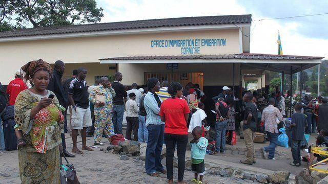 Congolese in Rwanda