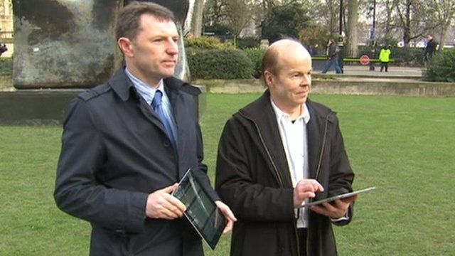 Gerry McCann and Christopher Jefferies