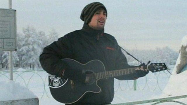 Concert in Siberia