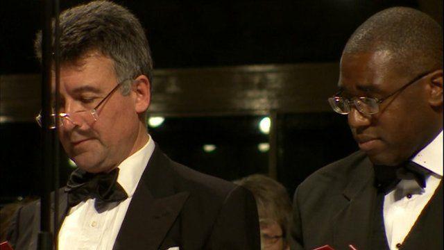 Bernard Jenkin and David Lammy
